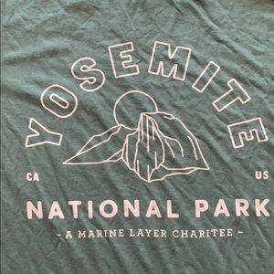 Marine Layer National Park - Yosemite sz Larger